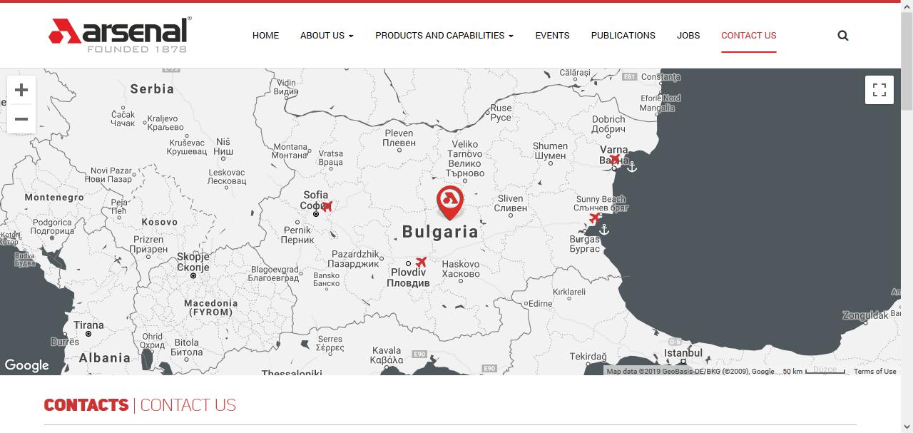 Arsenal Bulgaria map three.png