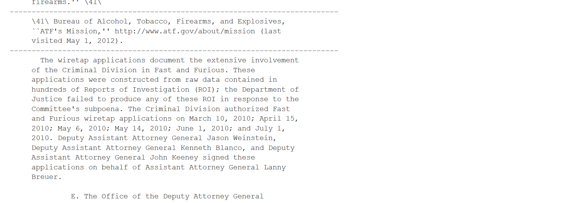Blanco signed warrants 2010 F and F.png