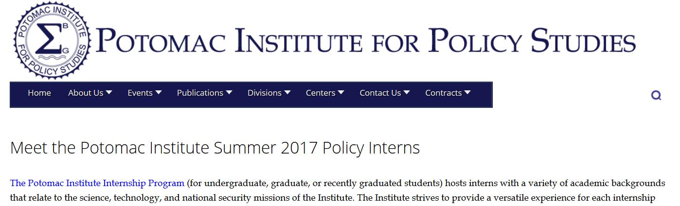 Potomac Institute Internship Program image 2017.png