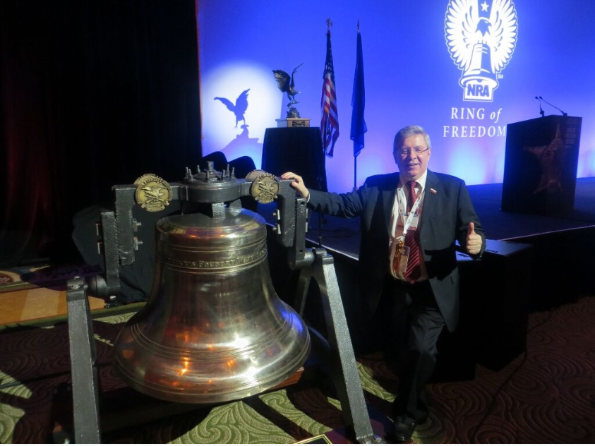 Torshin liberty bell NRA convention.png