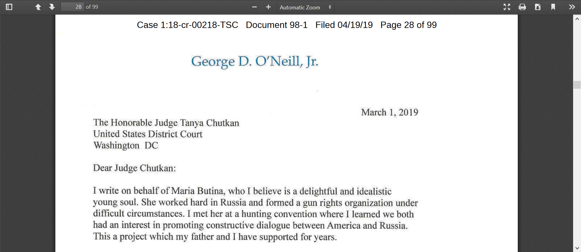 Rockefeller letter for Butina top panel.png