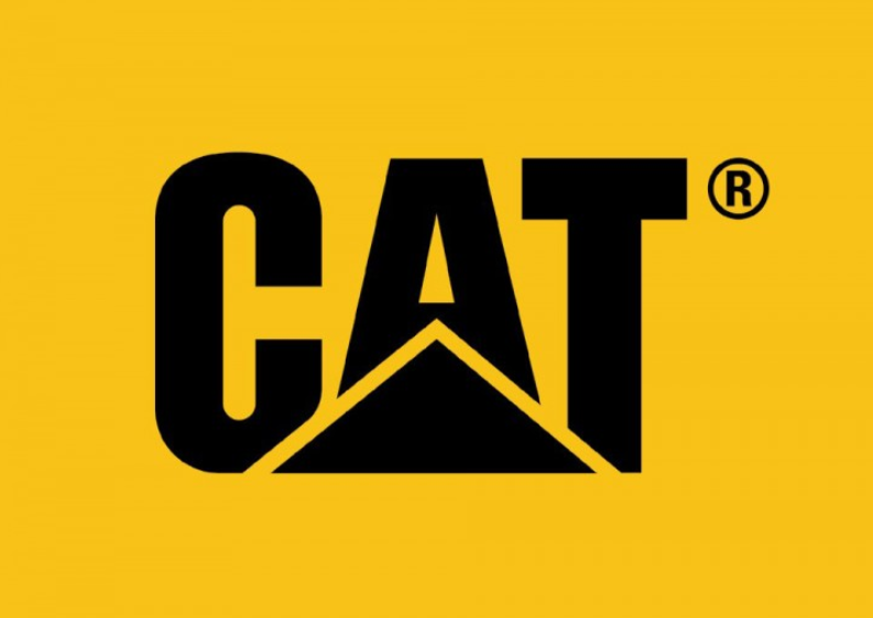 CAT yellow and black triangle logo.png