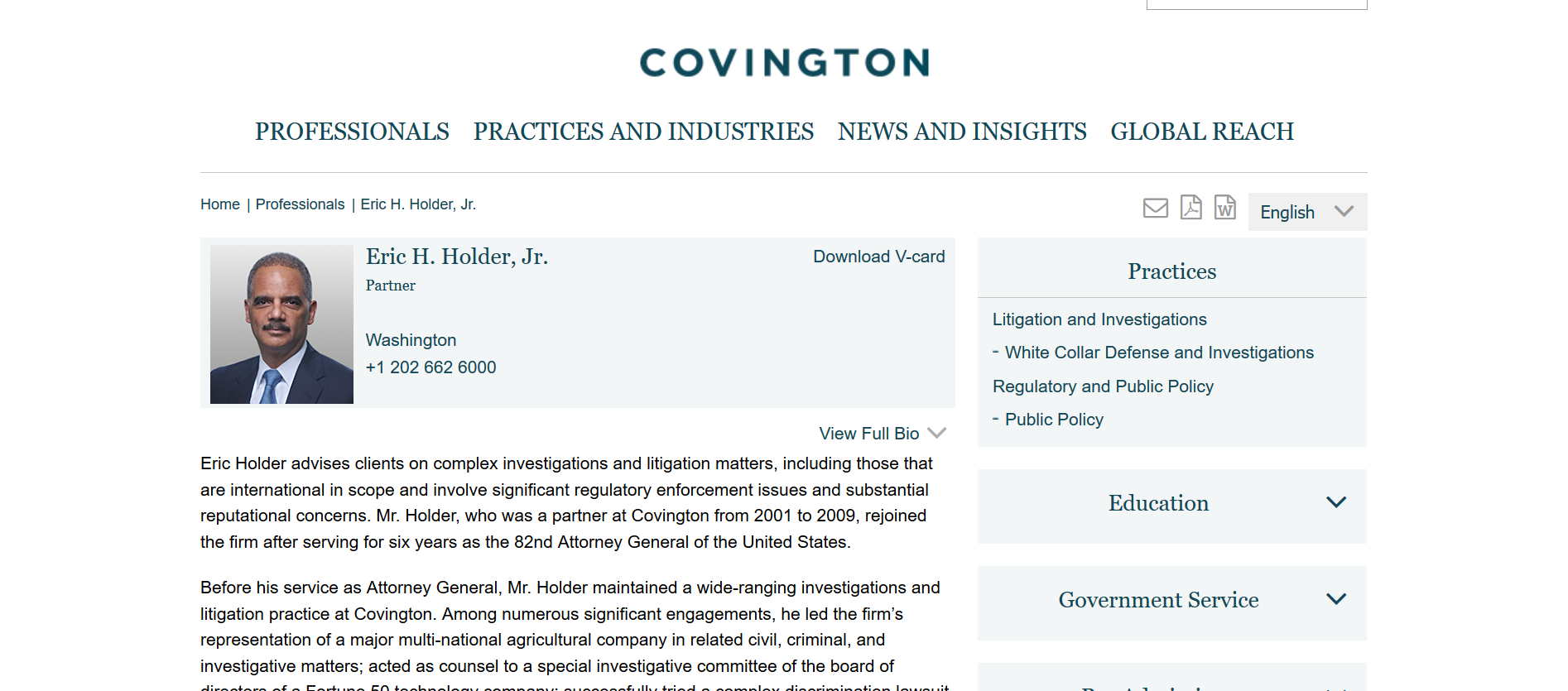 Holder Partner Covington and Burling.png