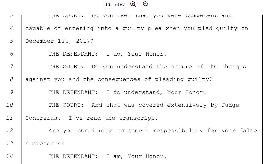 Flynn page ten pled guilty De. 1st, 2017.png