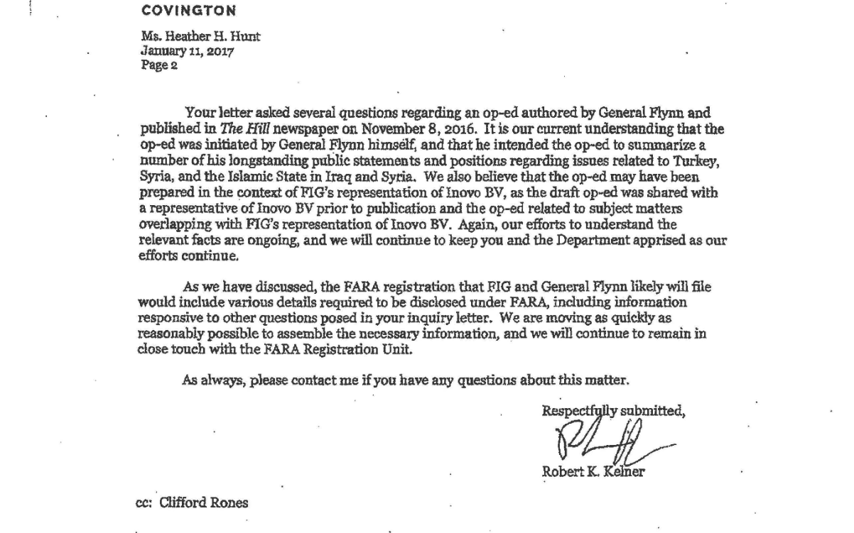 Flynn Covington letter to DOJ FARA page two end.png