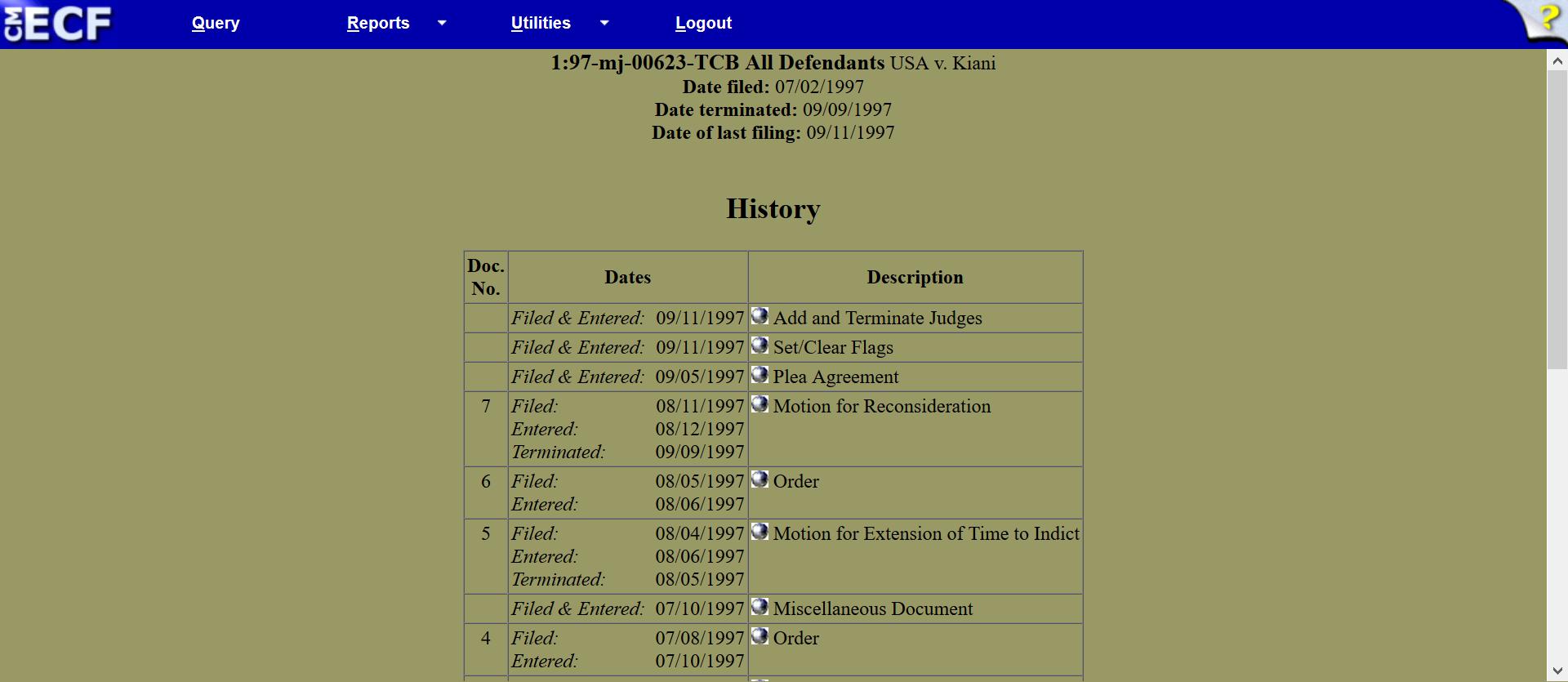 Kian 1997 case docket top.png