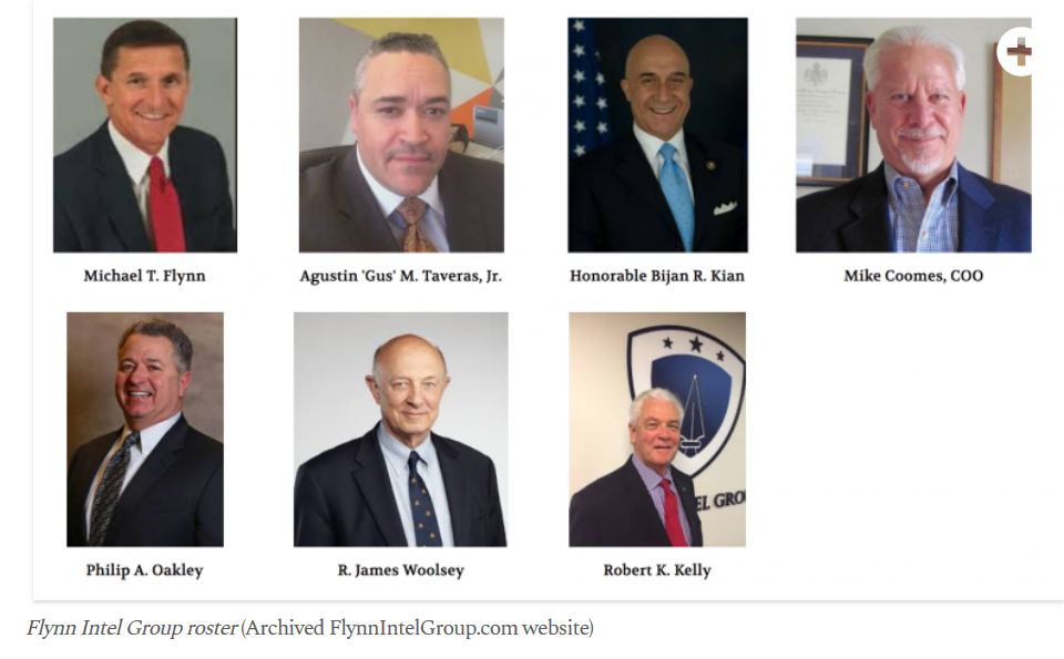 Flynn Intel Group key employees.png