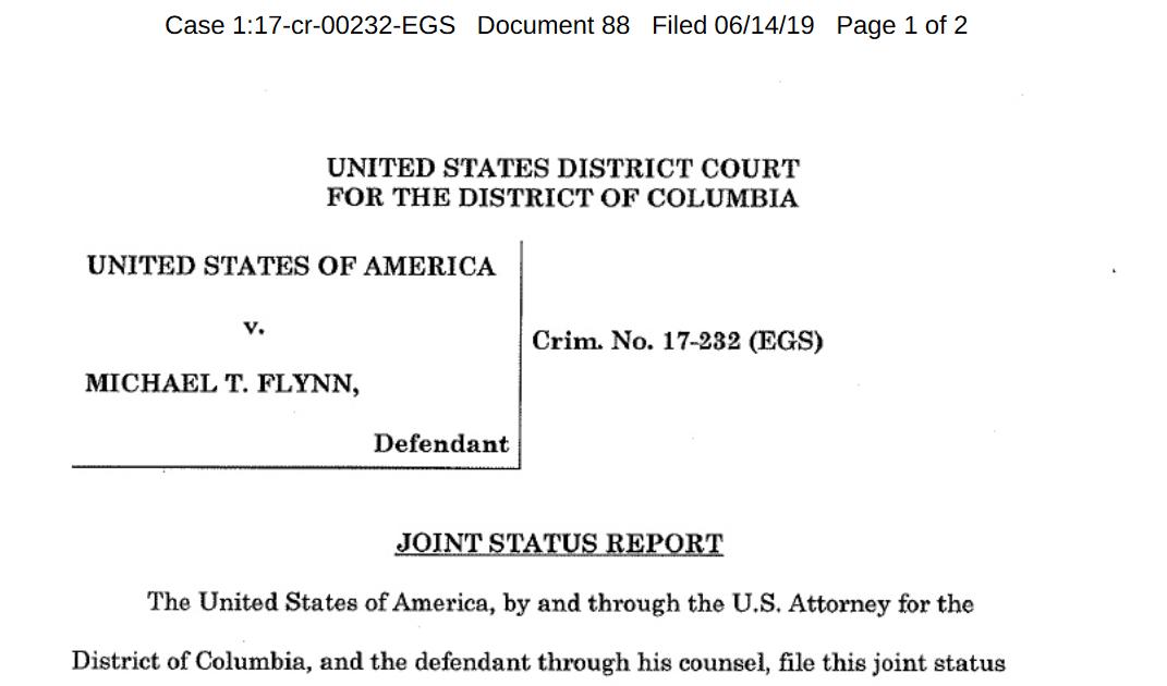 Liu and Powell June 14th Flynn will testify.png