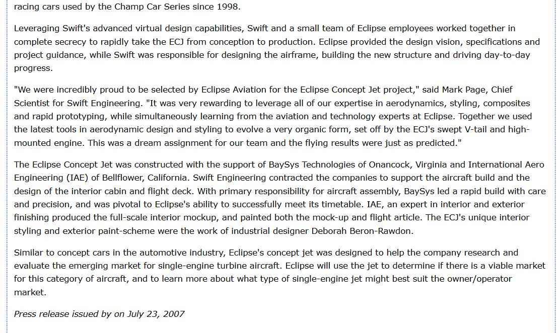 Eclipse original tech in VA and CA dated July 23rd 2007.png