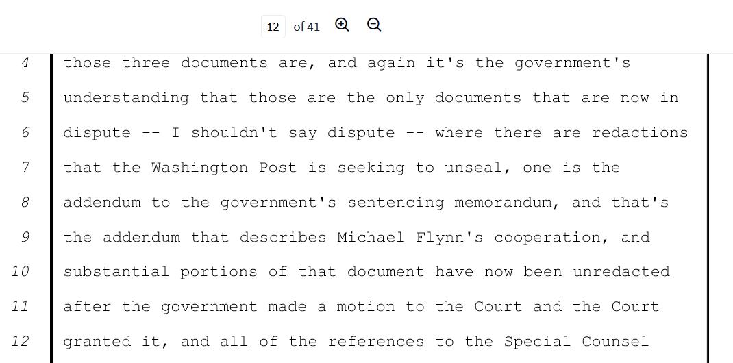 Flynn page 12 near top sentencing memorandum prosecutor.png