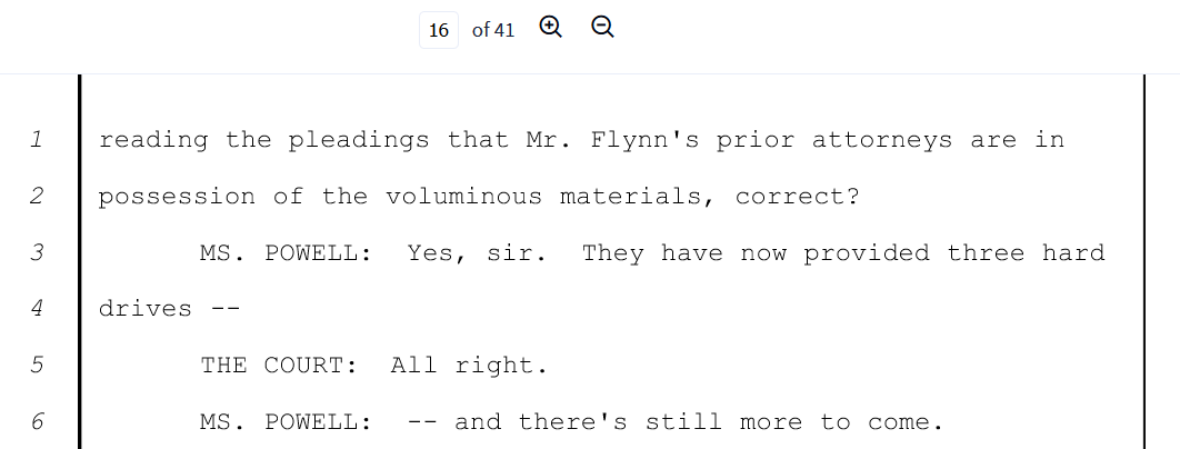 Flynn page 16 Powell said three disc drives plus more.png