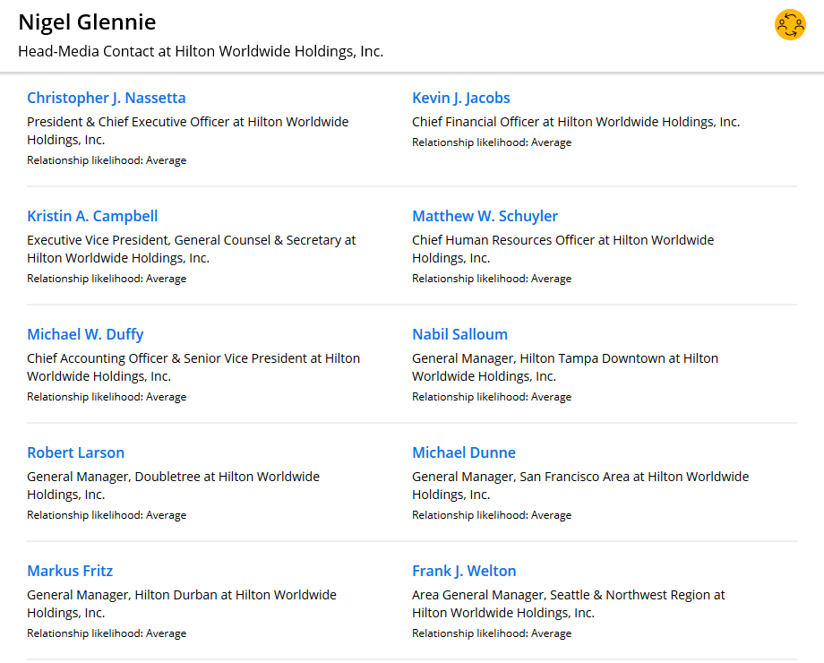 Hilton Nigel Glennie contacts about ten.png