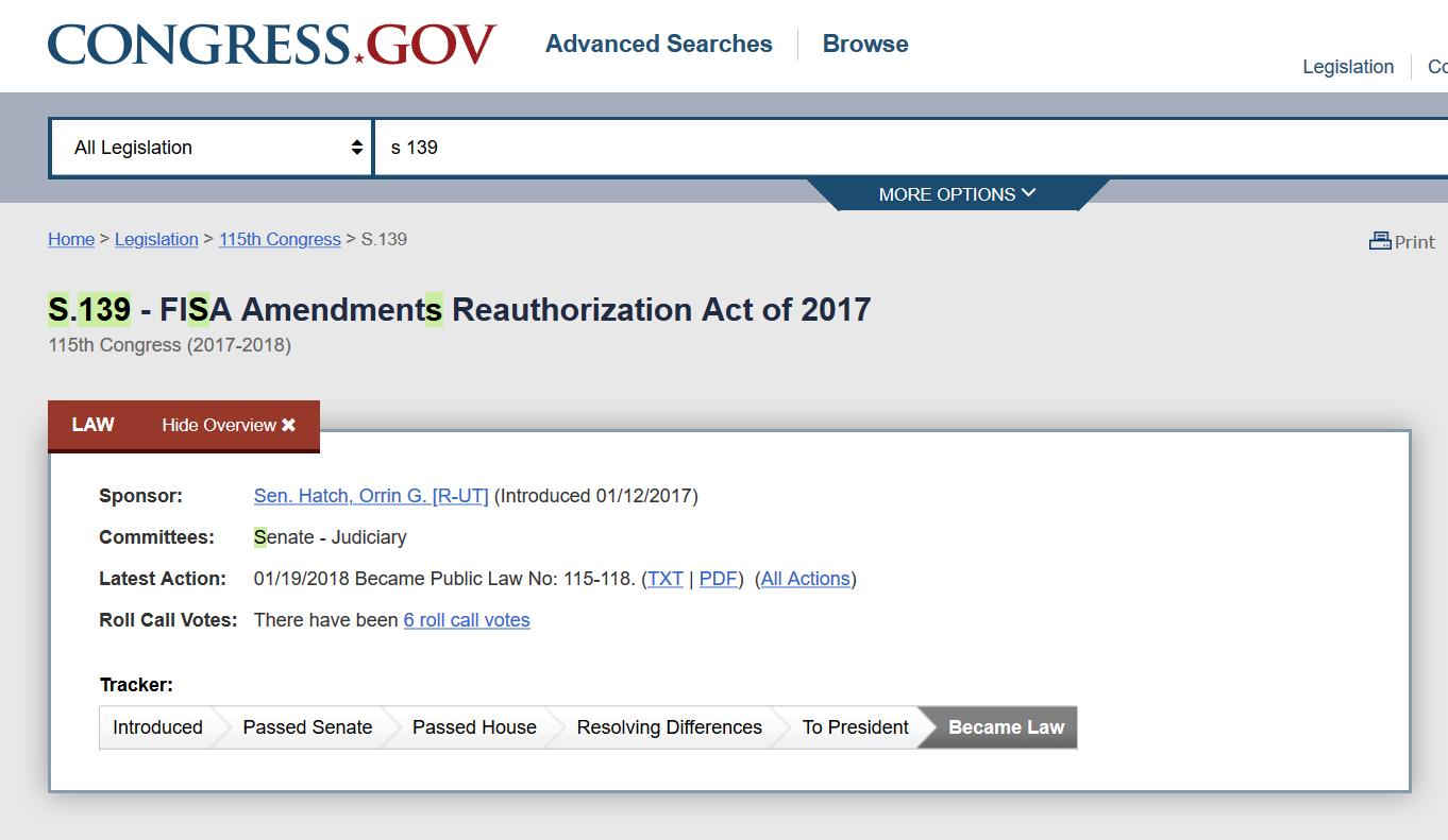 FISA Jan 19th 2018 passed law.png