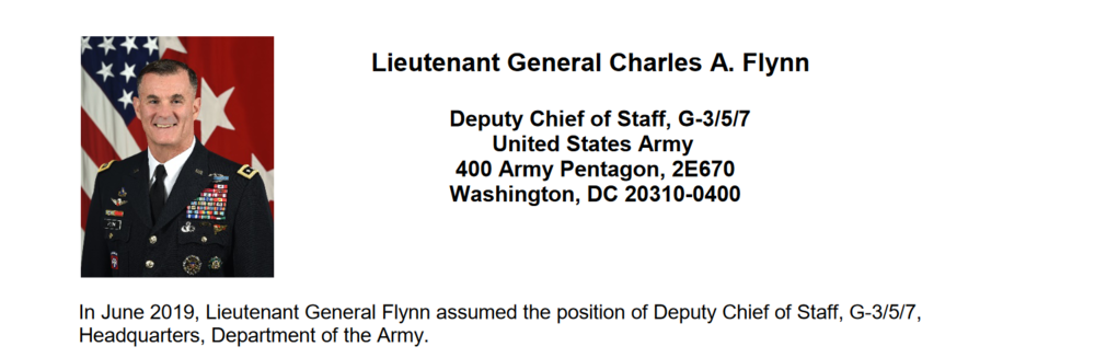 Flyn Charlie Dept of Chief of Staff Pentagon.png