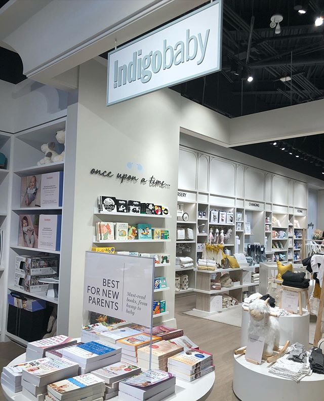Enjoy a complimentary 15 minute one-on-one sleep consultation with @newmoonsleepco at the NEW Indigo baby shop @indigobabyofficial between 12-3pm on Sat Oct 26. This event is sponsored by @pehr and they might have some surprises in store for you! Spaces will fill up quickly. Reserve your spot today by calling Indigo  @indigosherwaygardens @cfsherway. . . #sherwaygardens #indigobaby #pehr #babysleep #sleepconsultant #newmoonsleepco #indigo #babysleepevent #newmoonsleepco