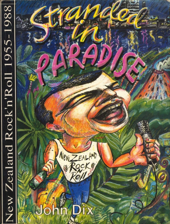 Stranded In Paradise  =- first edition 1988