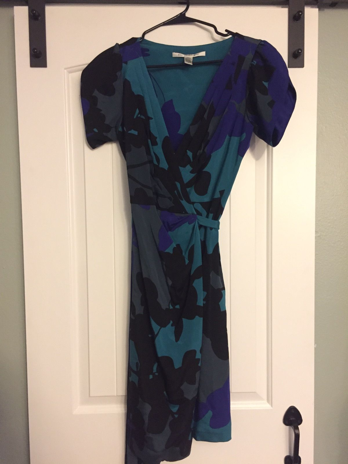 Diane von Furstenberg Silk Wrap Dress Bought: $8.99 (Goodwill) Listed: $40 Sold: $35 Profit: $26.01 (minus eBay's cut)