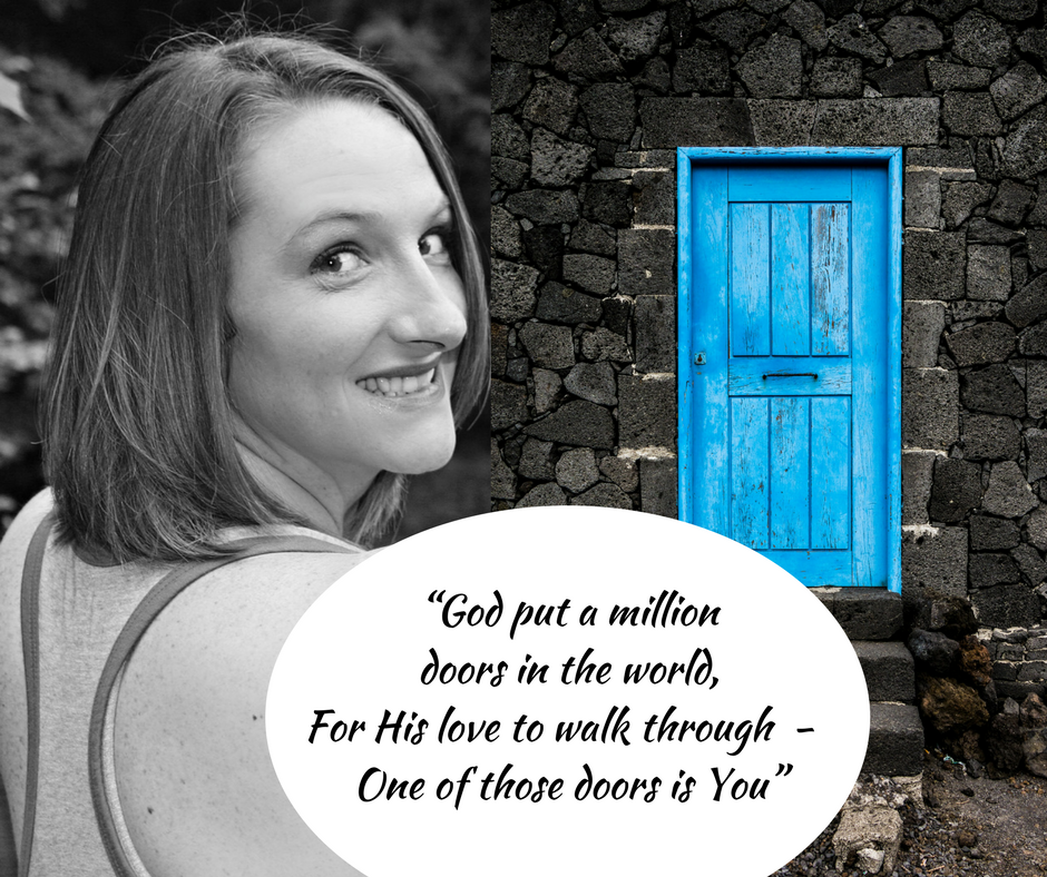 My picture was taken by Tonya Van Fossen (Combined it with Artwork from Canva)