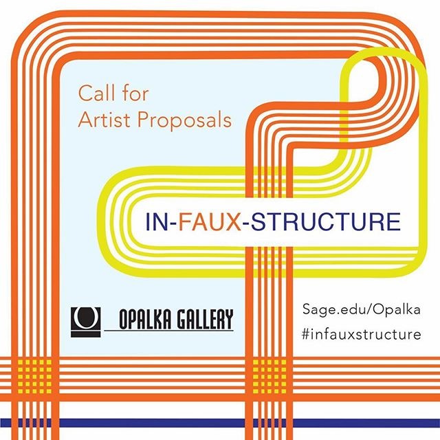⚠️Open call for artists & collaborators — visit @infauxstructure for more info! ⚠️Funding is available to support proposed projects! This project is being curated & organized by one of the church artists @madisonlavallee_art , with @juliecasperroth and Melissa Sarris hosted @opalka_gallery ⚠️