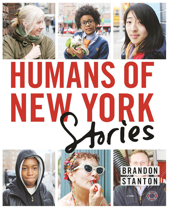 Cover Photo on Humans of New York Stories