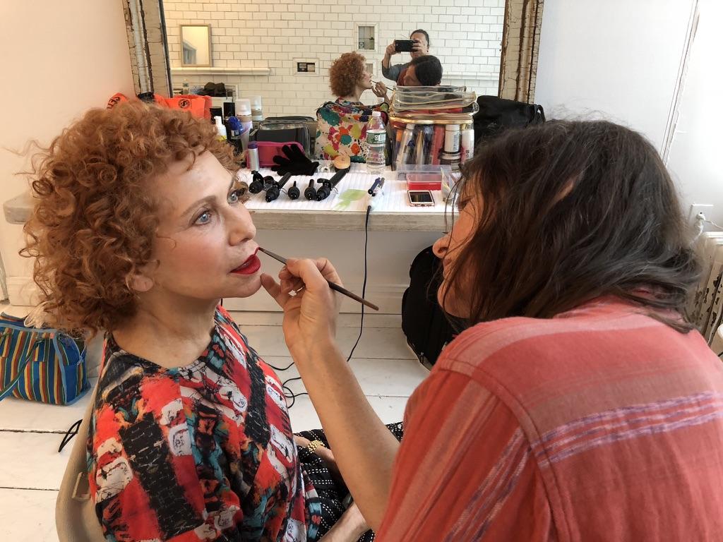 Makeup by Julia Joseph