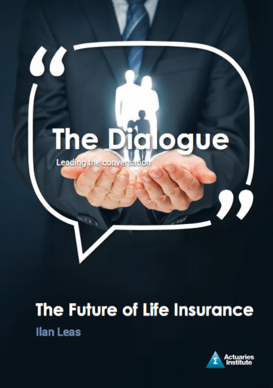The Future of Life Insurance - Actuaries Institute - Excerpt: '...It's easy to call for consumer change but affordability will be affected by the cost of these reforms and needs to be factored into the decision. In support of this debate, a clear understanding on where that balance lies and how it can best be maintained should be investigated.'
