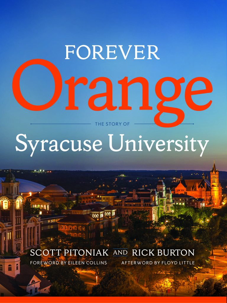 Buy Yours Today!!! - Our very own Scott Pitoniak has co-authored THE book on Syracuse University to celebrate the school's upcoming 150th Anniversary.