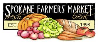 SPOKANE FARMERS MARKET         Saturdays & Wednesdays 8am - 1pm         (1st Wed market June 13th)             May 12 - October 31        20 W 5th Ave, Spokane, WA 99202         KERNEL - 6 weeks, starts in June