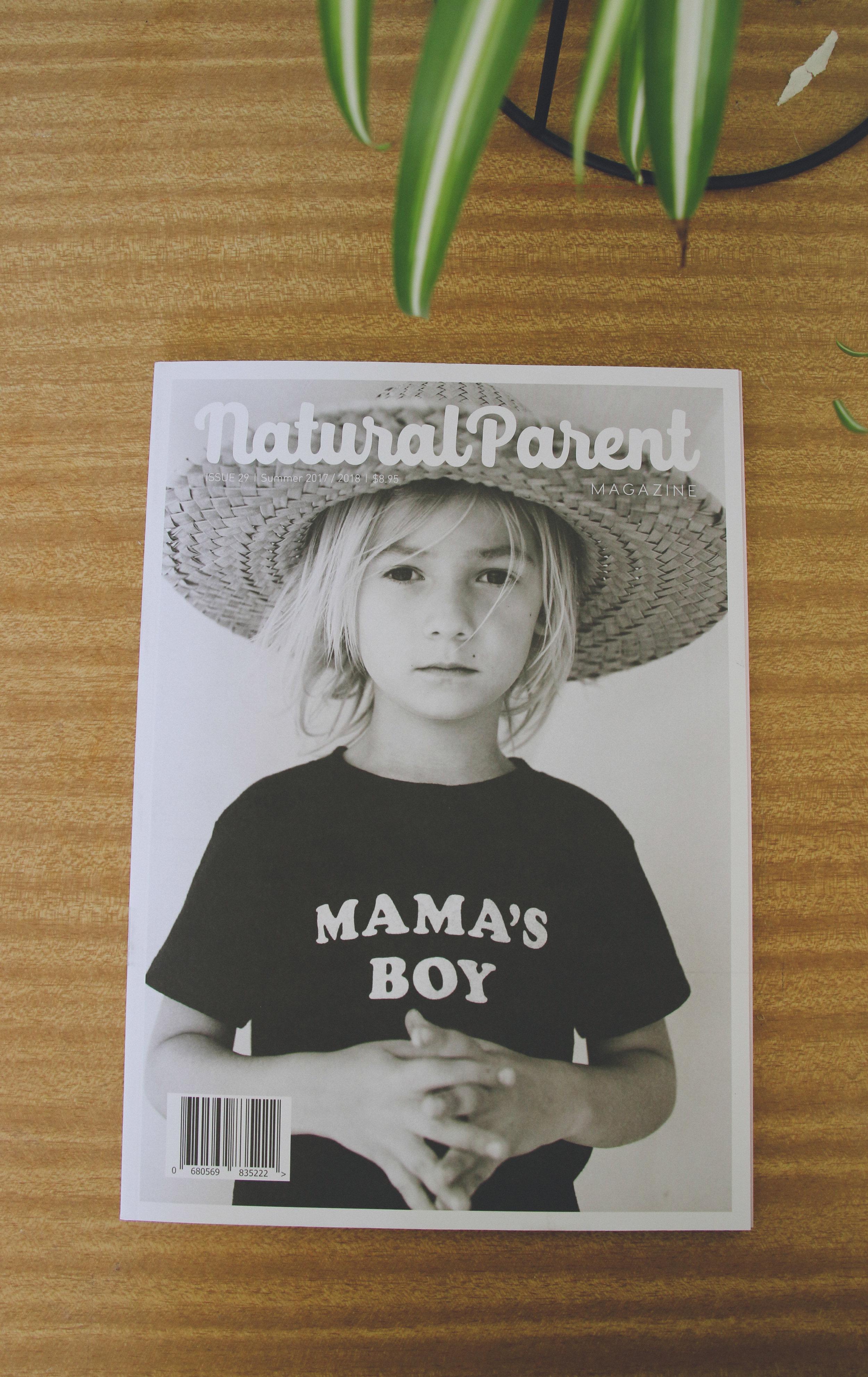 Natural Parent Mag