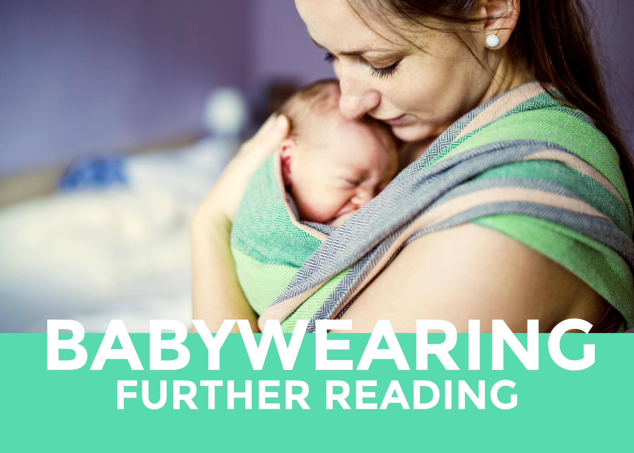 Island Carrier    Benefits of Babywearing