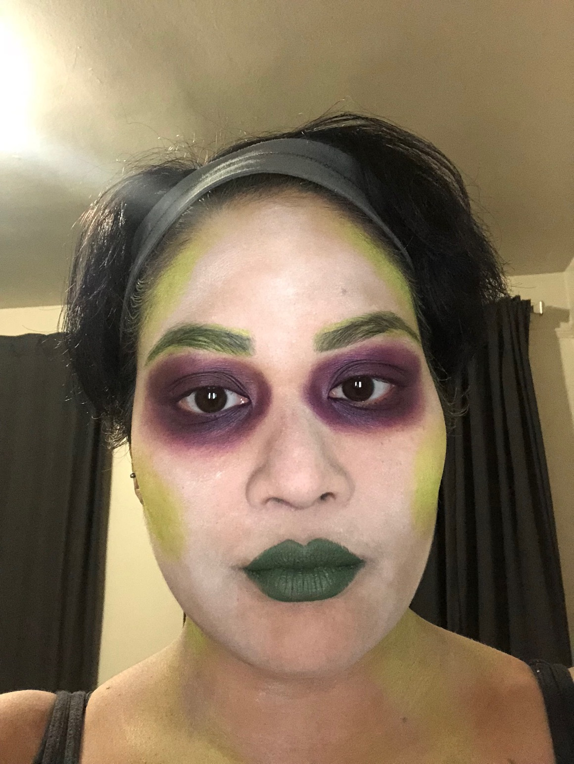 Just the makeup