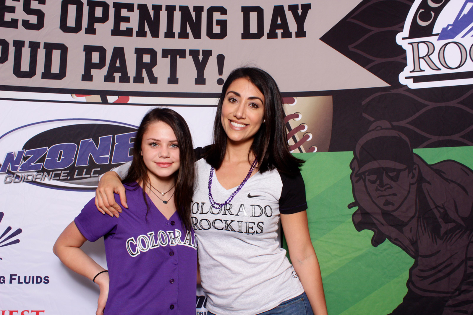 Rockies Opening Day Spud Party