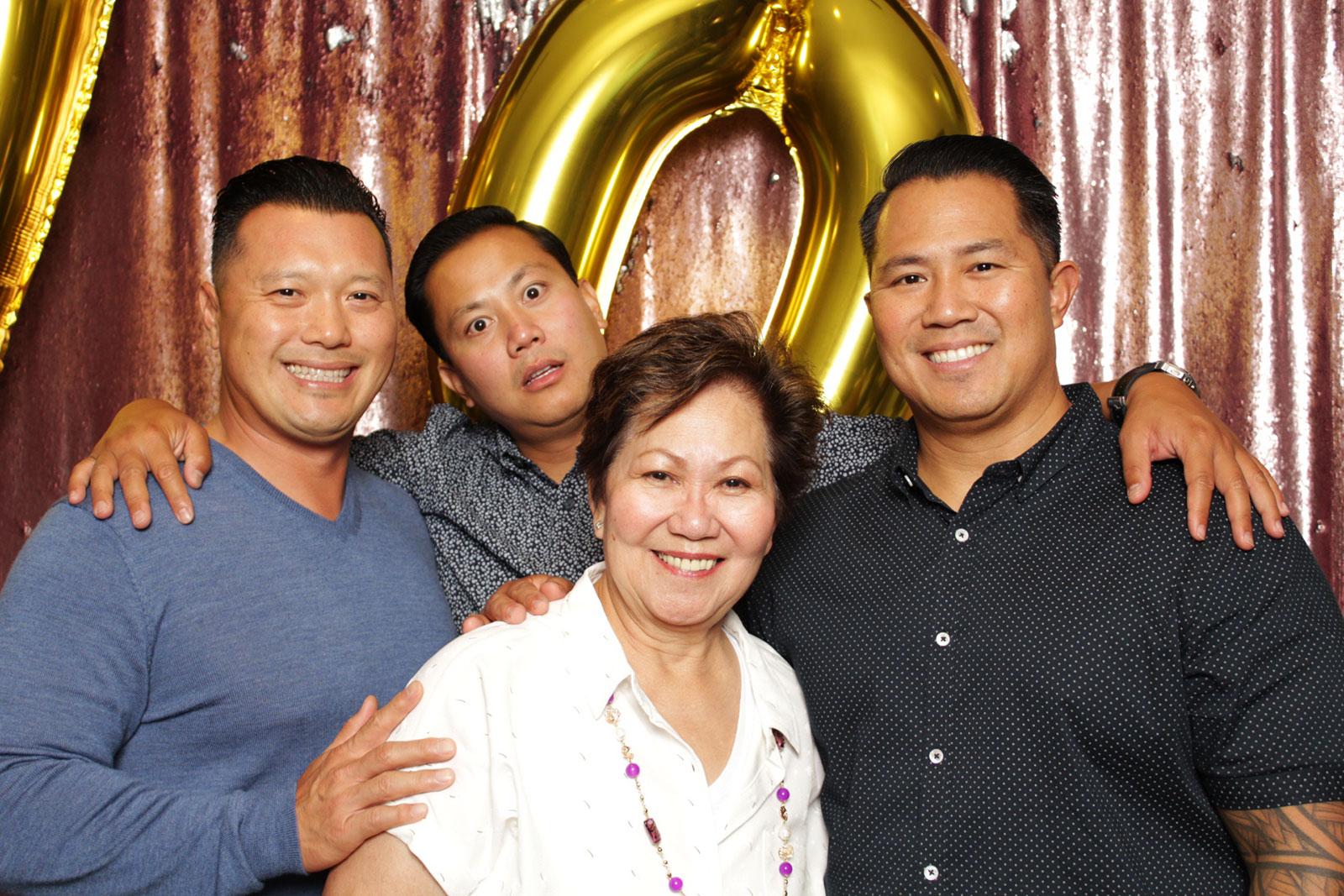 Vivian's 70th