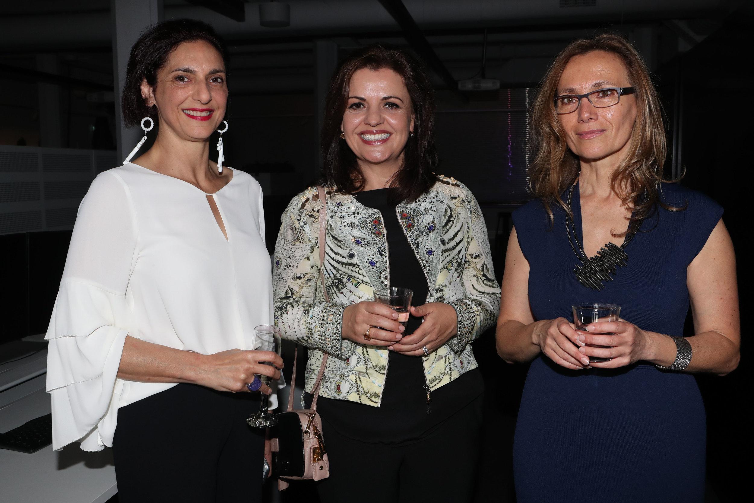 Freedy Coory, Gordana Milosevska and Ljiljana Gazevic (2).jpg