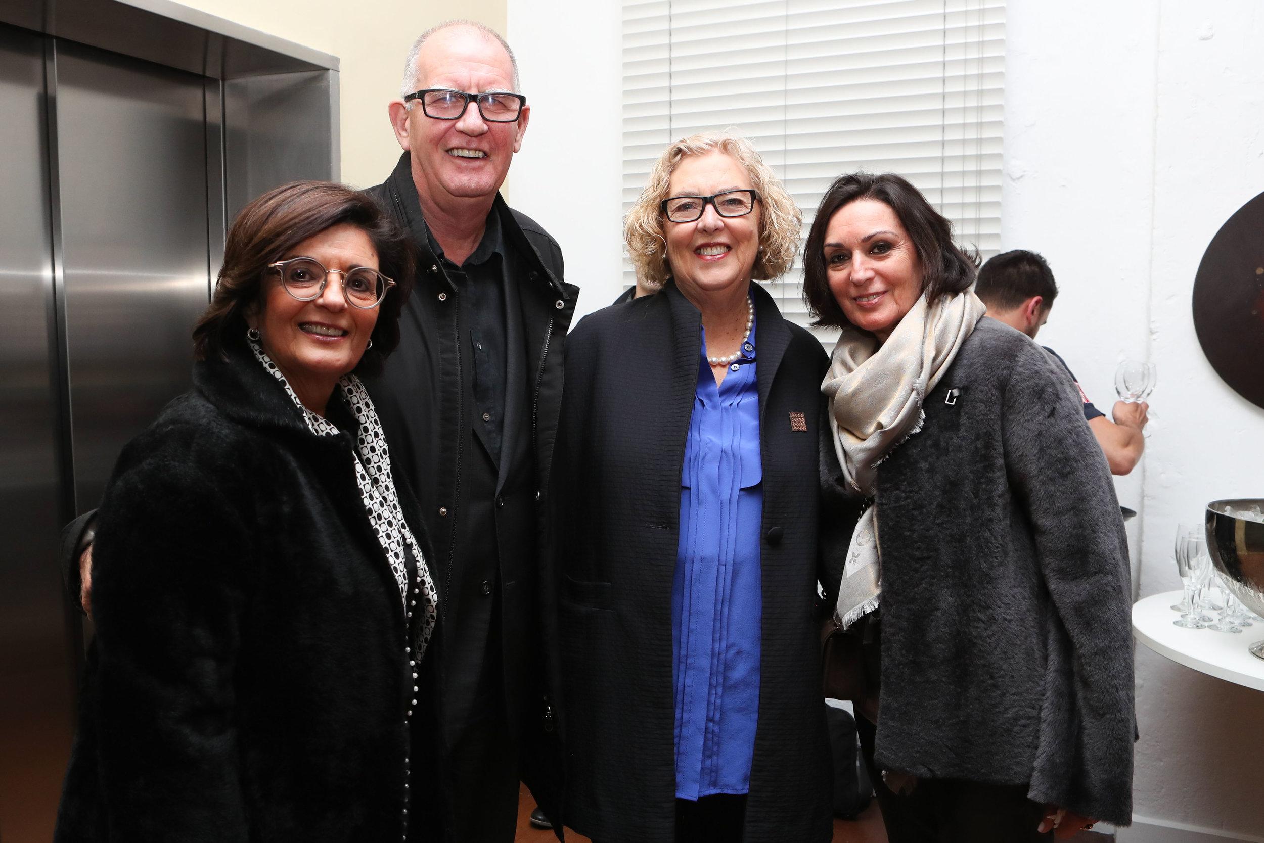 Shirley Bialek, Rodger and Kathleen Dalling and Belinda Freedman (2) .jpg