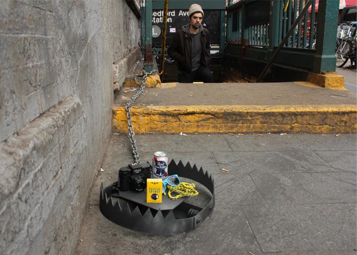 Urban Traps (Hipster Traps) — Jeff Greenspan