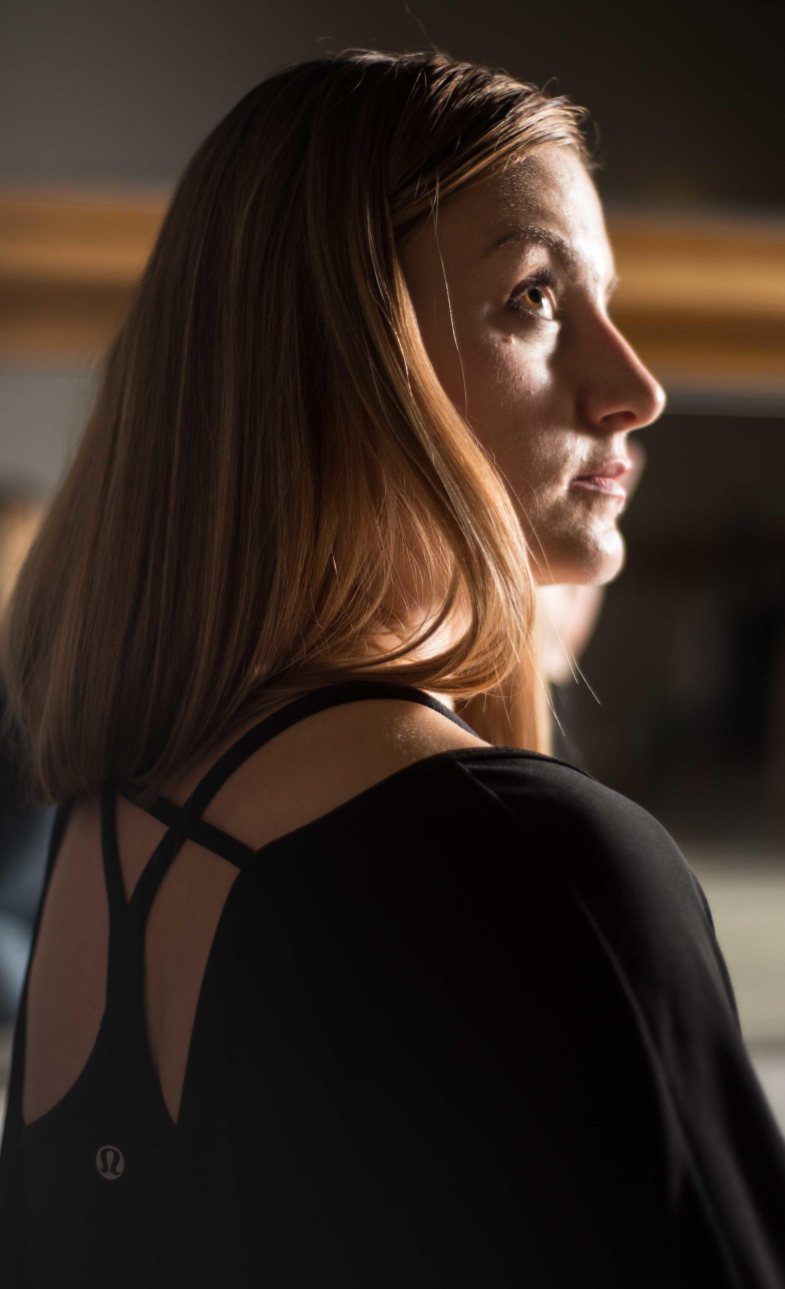 Marzena Wojcik - Urban | Mindful | YoginiPhoto by: Chelsea Lees
