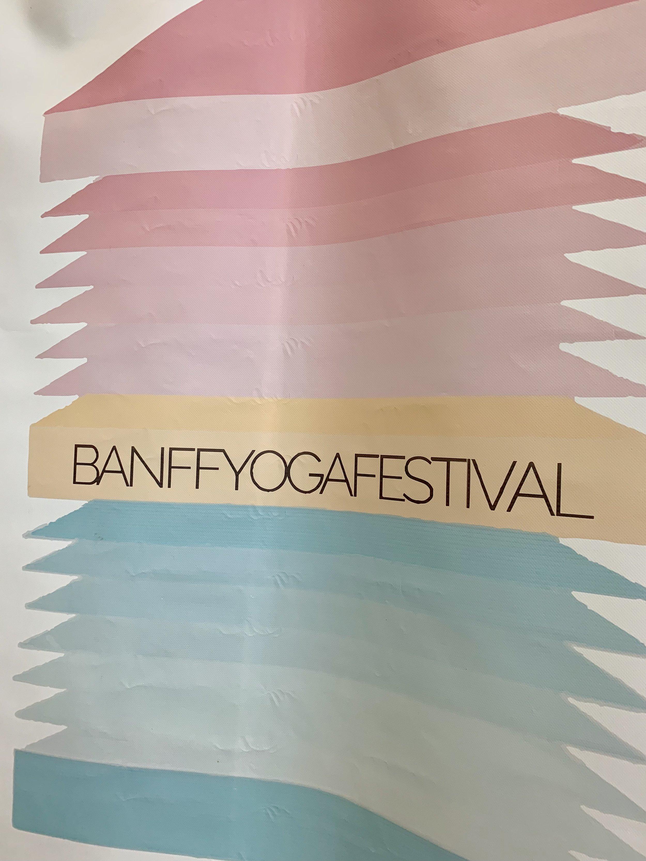 2019 Banff Yoga Festival