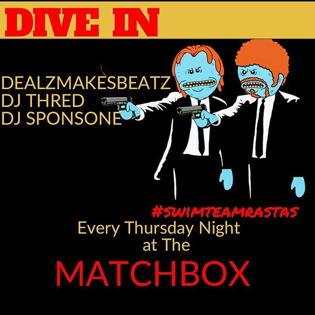 Dive In is tonight featuring some great djs and as always, booze. Come hang out.