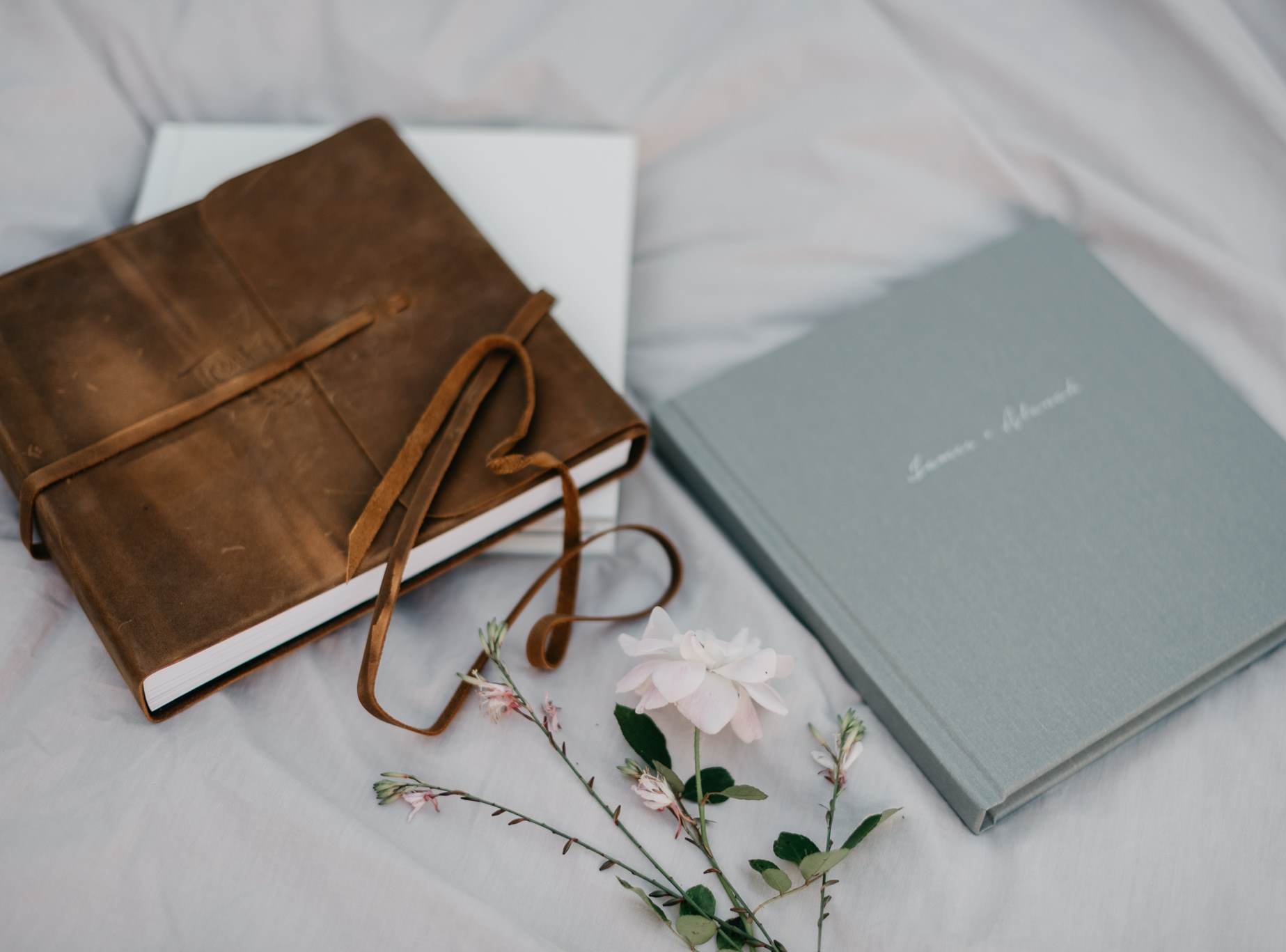 there really is no comparison - There is such a great difference between viewing your wedding photos through a digital screen and reliving the story of your day through the pages of a beautifully bound album. Your wedding album becomes an artefact; it not only contains your memories but ensures your story can be retold for generations to come.