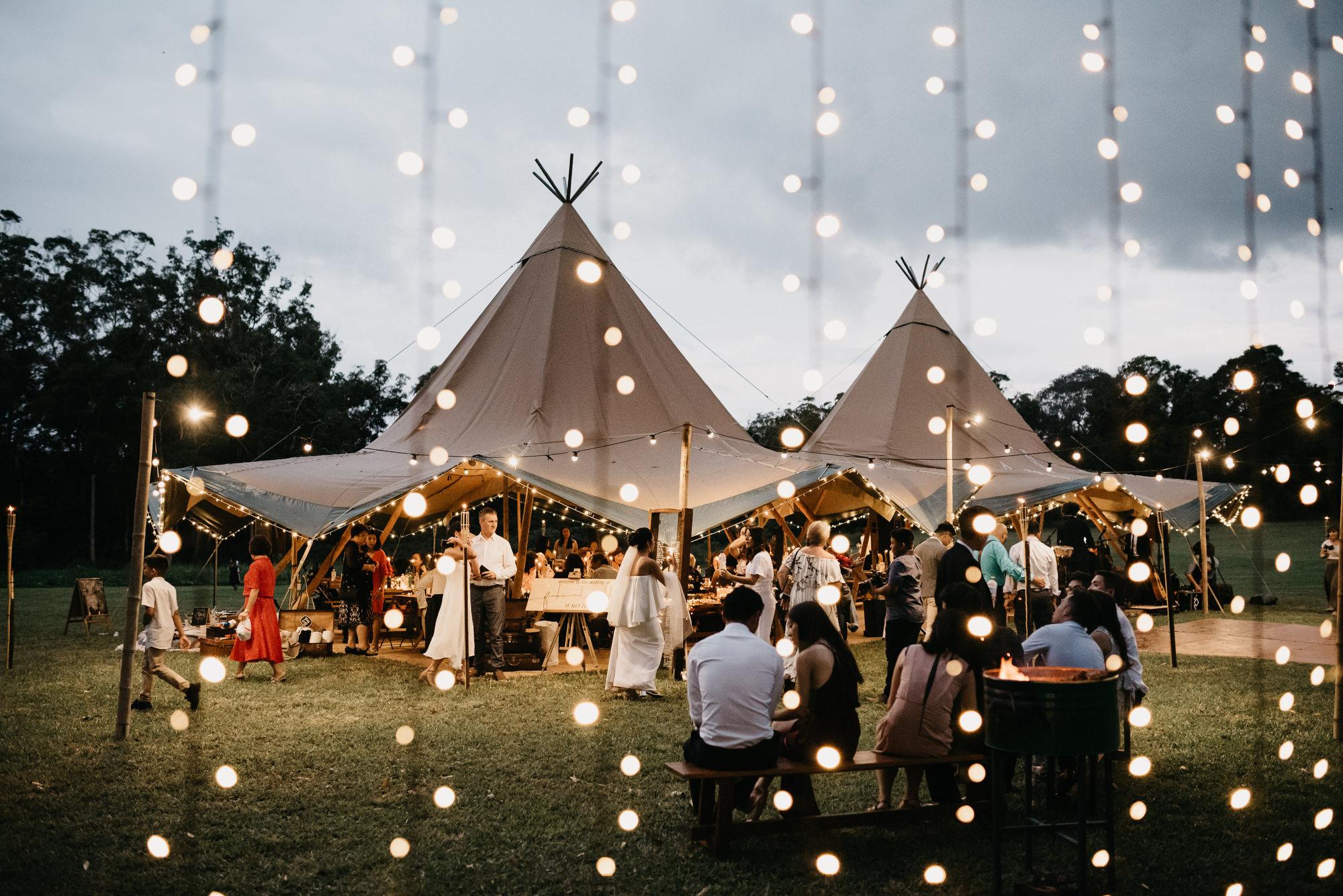EPHEMERAL CREATIVE Falls Farm Sunshine Coast wedding