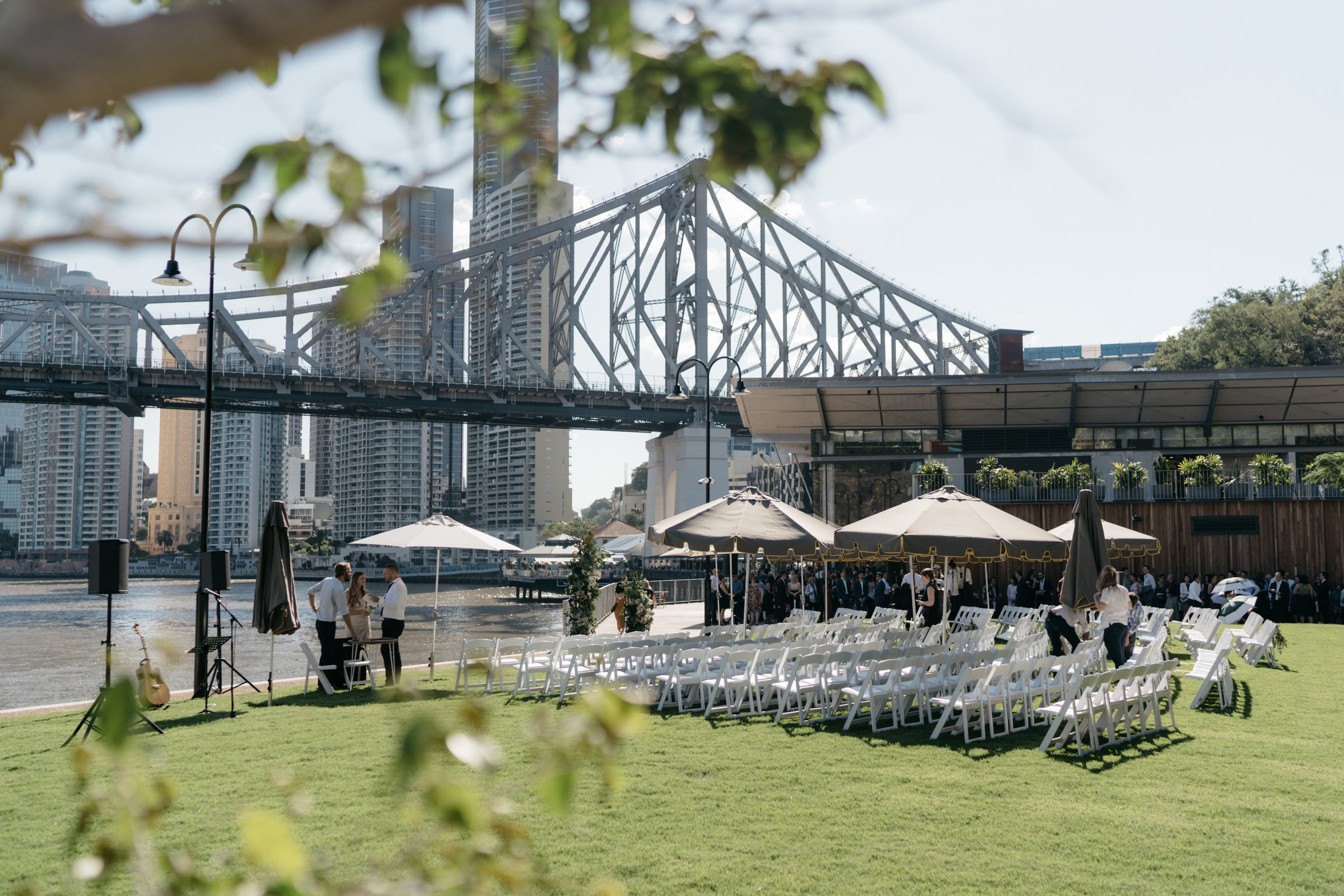 Howard Smith Wharves, Brisbane Wedding, Ephemeral Creative