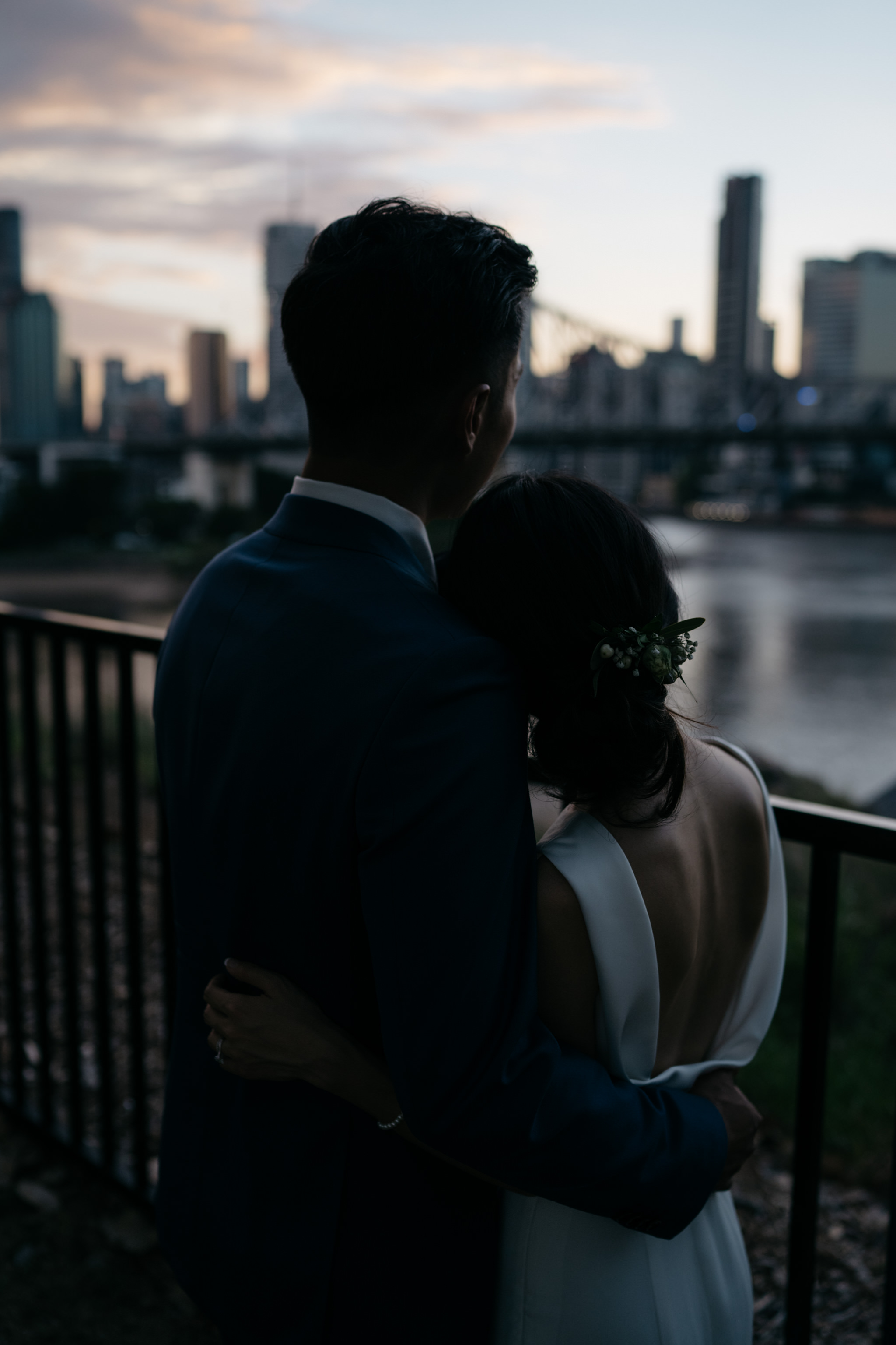 Brisbane Wedding bridal portraits, Ephemeral Creative