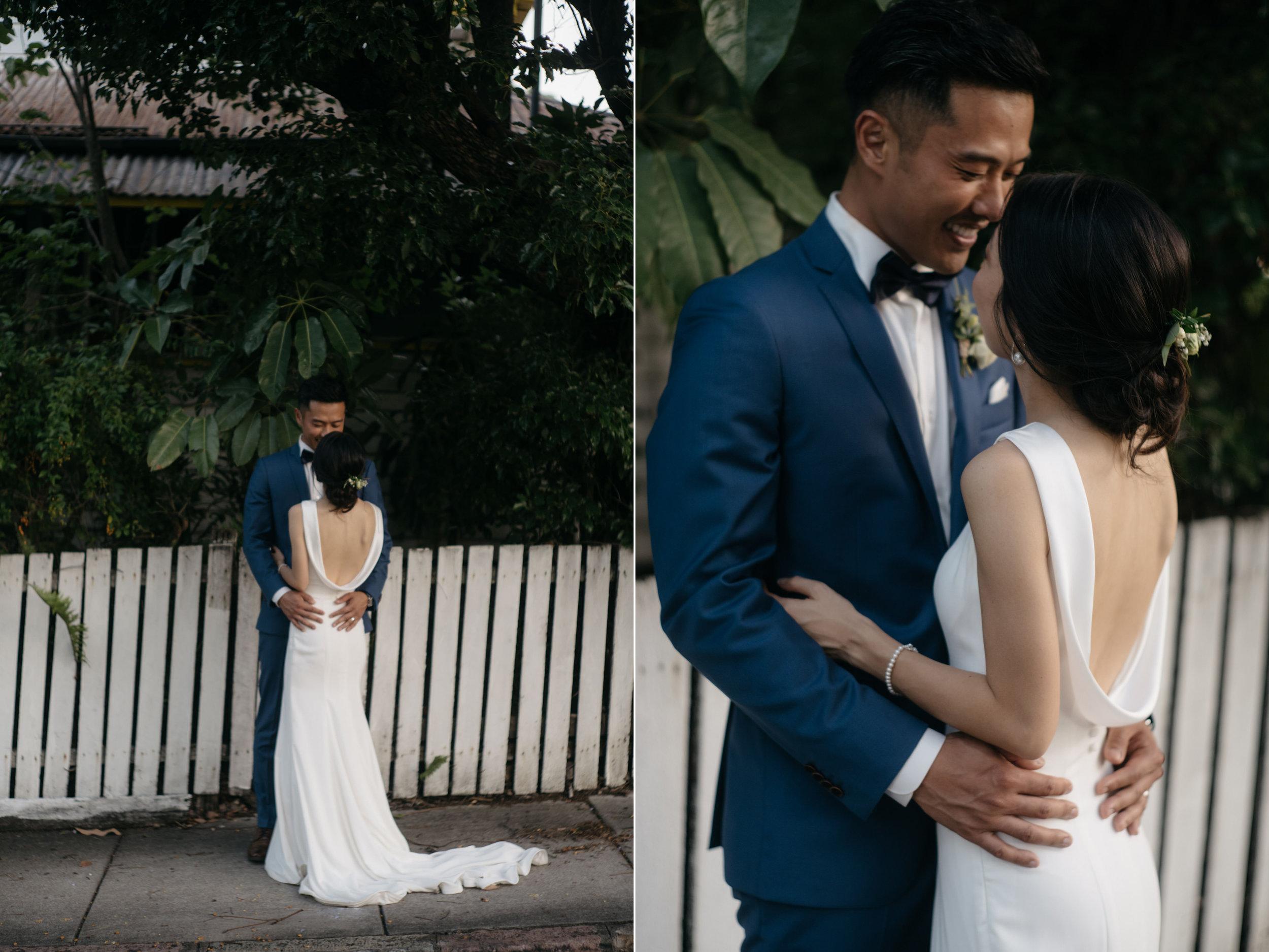 Bridal portraits, Howard Smith Wharves, Brisbane Wedding, Ephemeral Creative
