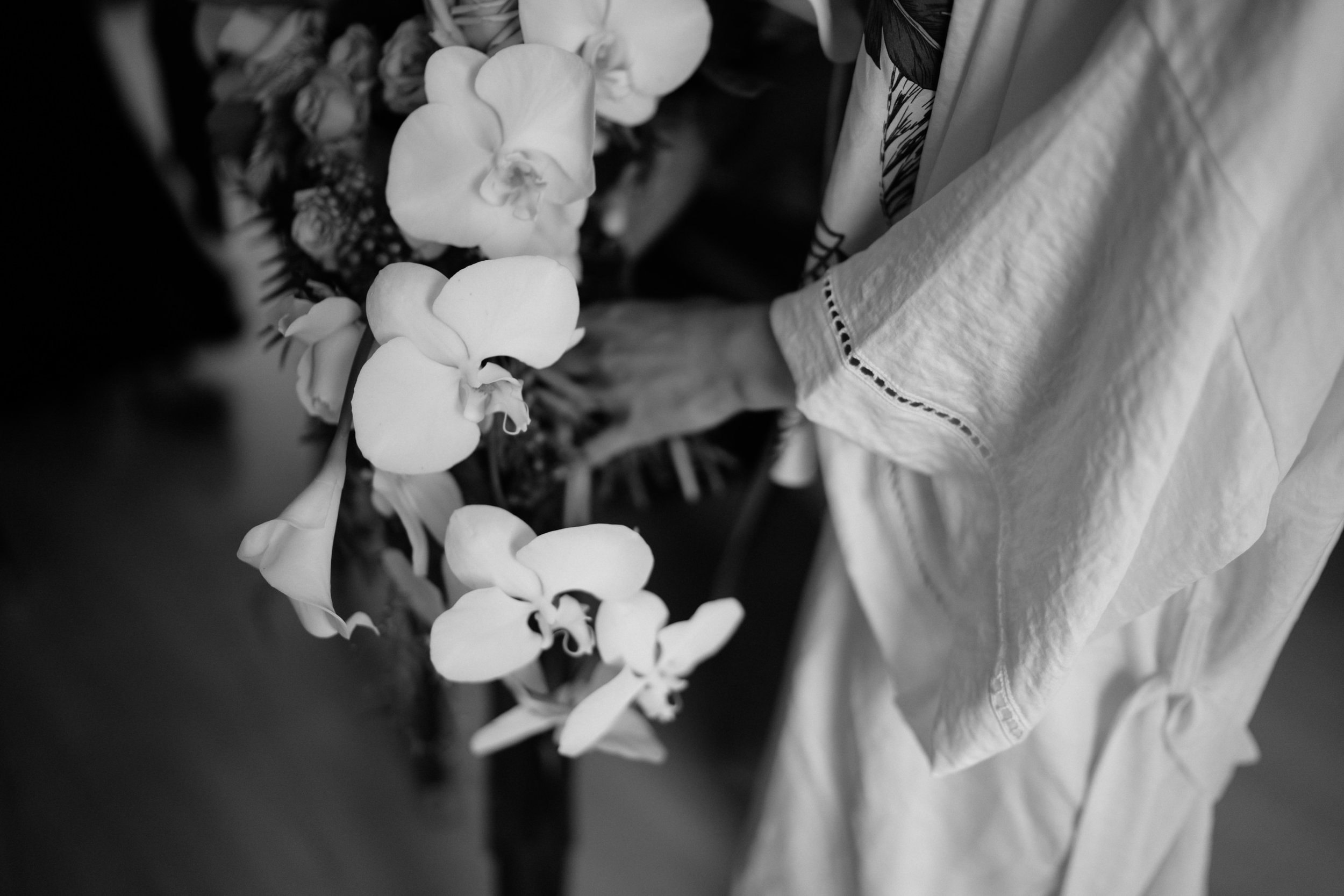 Jacquie and Jon Wedding EPHEMERAL CREATIVE Noosa wedding woods and bloom bouquet