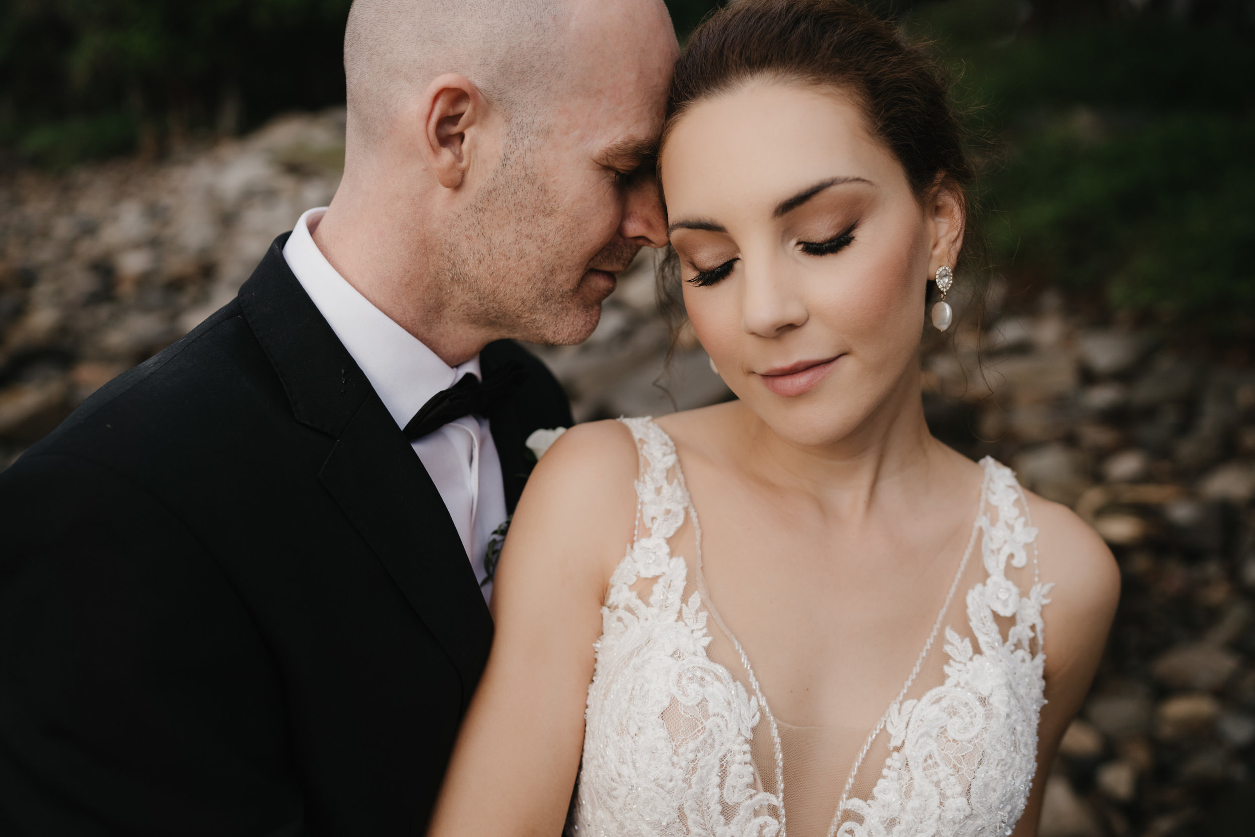 Jacquie and Jon Wedding EPHEMERAL CREATIVE Noosa wedding portraits