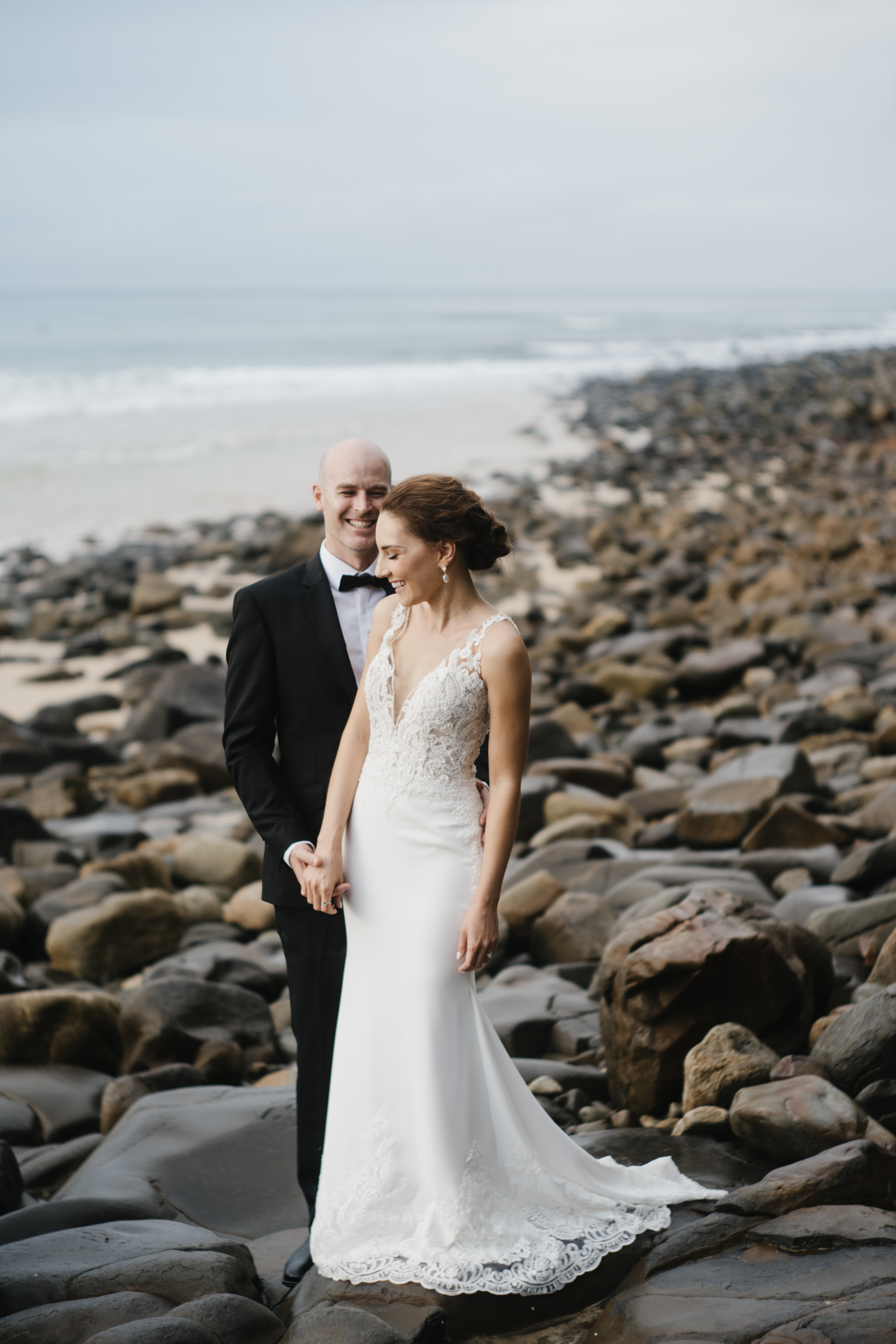 Jacquie and Jon Wedding EPHEMERAL CREATIVE Noosa wedding bride and groom