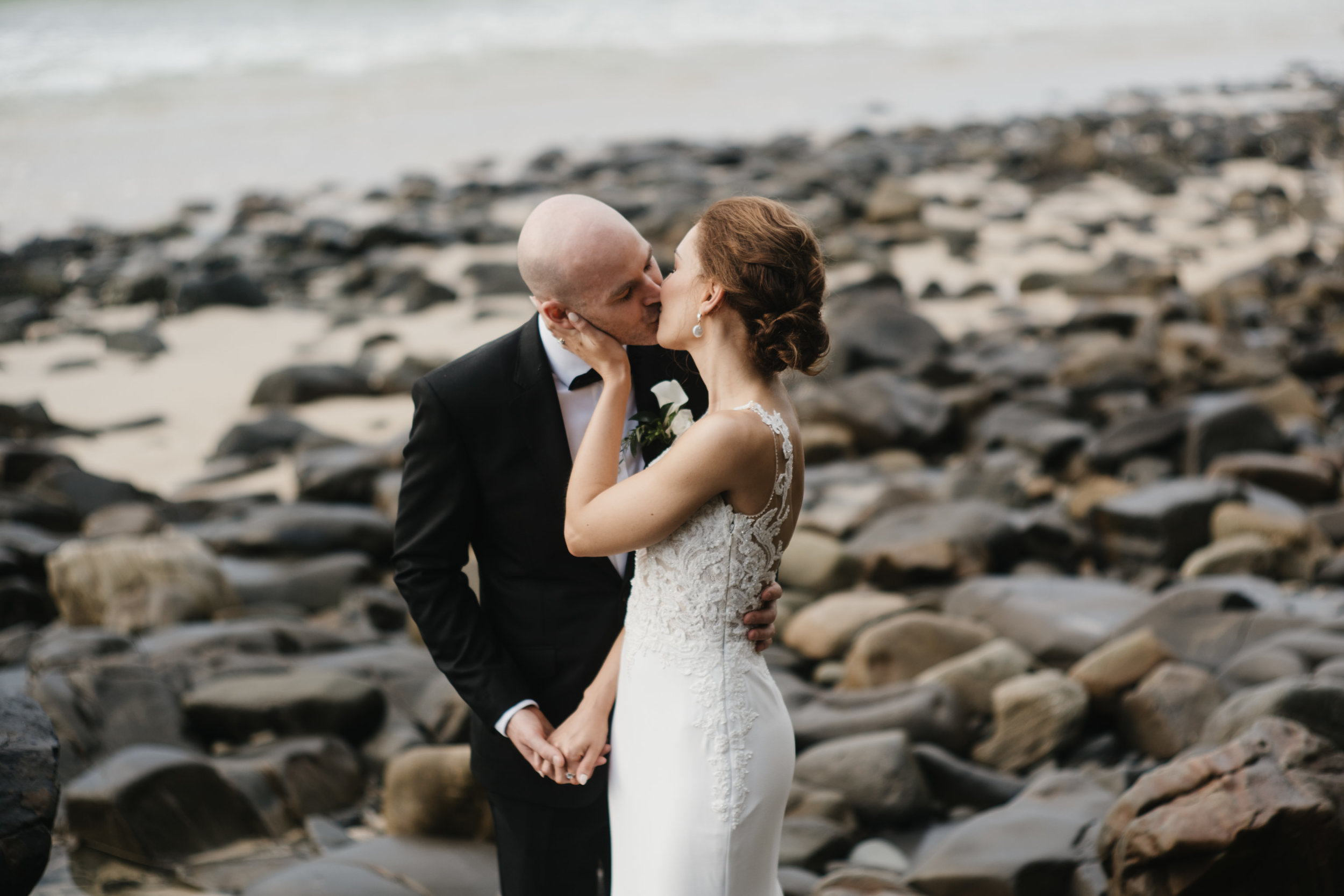 Jacquie and Jon Wedding EPHEMERAL CREATIVE Noosa beach wedding