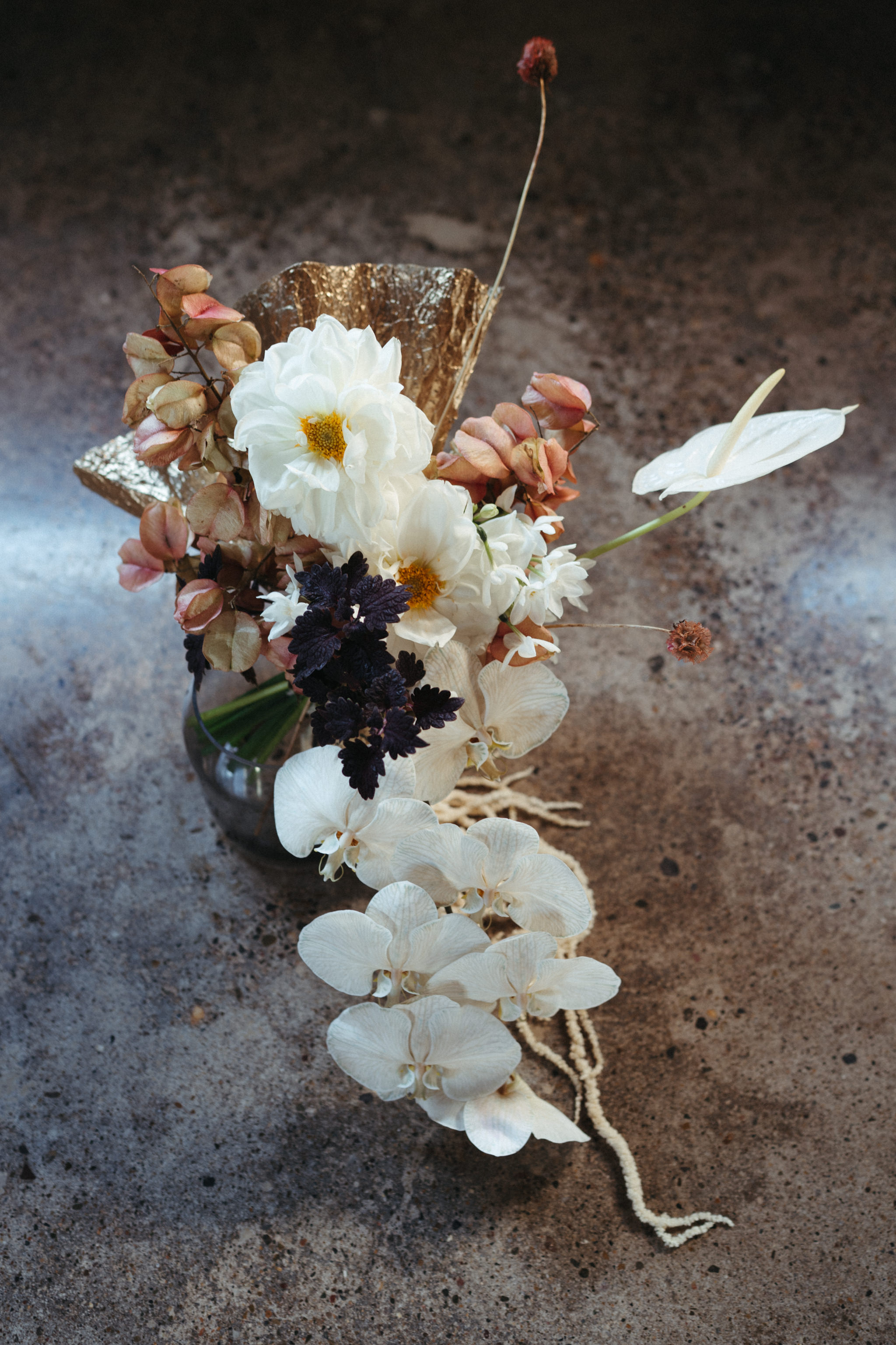 The Lushington Brisbane - Ephemeral Creative - Akirah Collective bridal bouquet