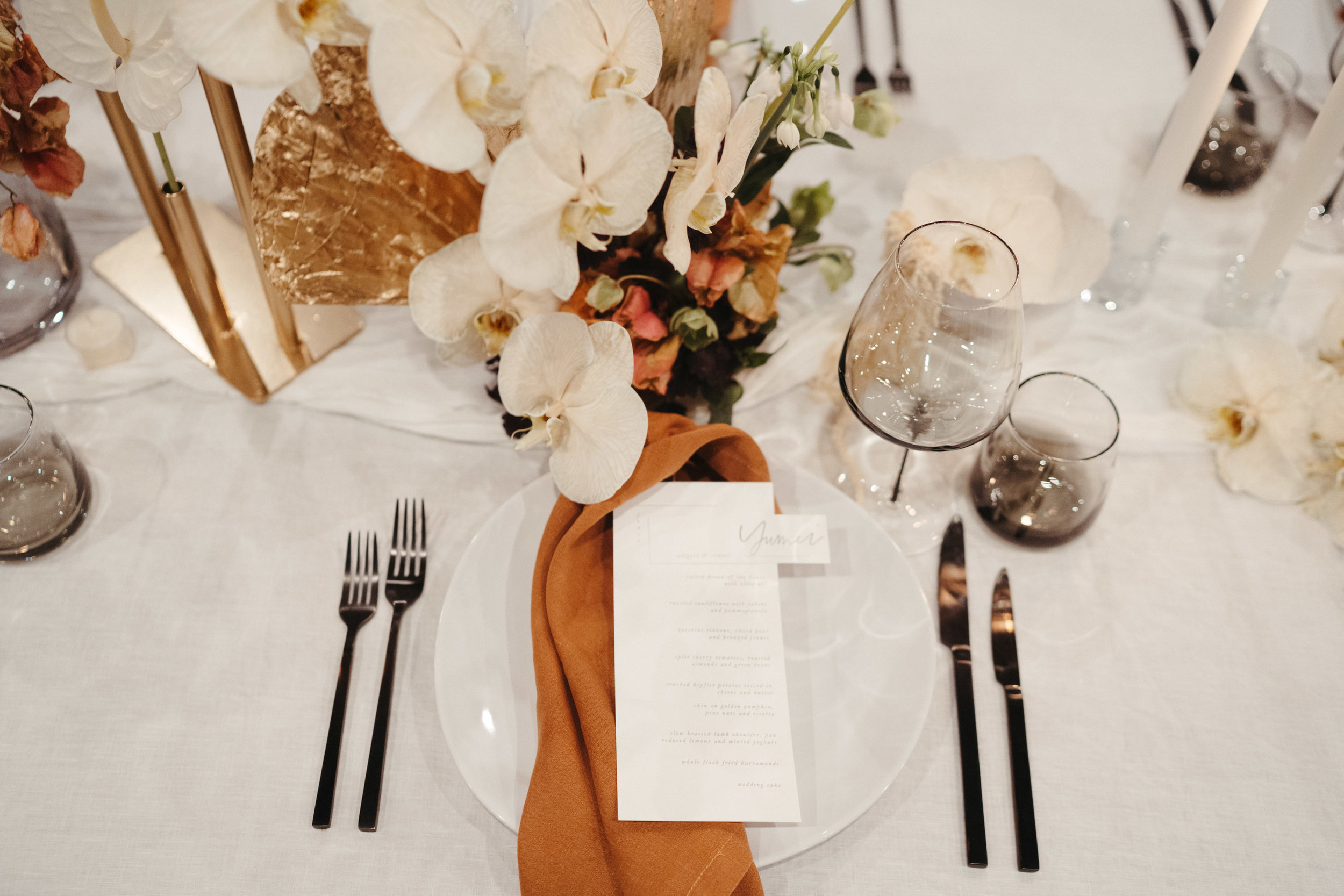 The Lushington Brisbane - Ephemeral Creative - Akirah Collective table design